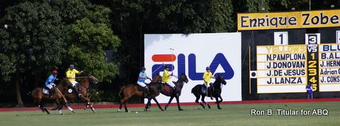 The FILA Polo Cup kicks off!