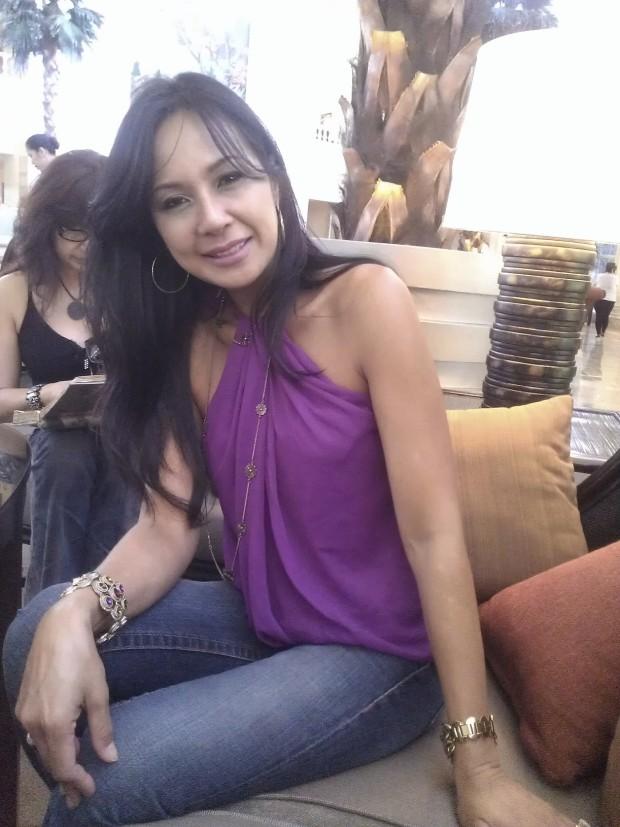 Gorgeous Cita Capuyon!