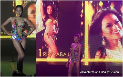 1. Ria Rabajante - 23 years - Pasig City