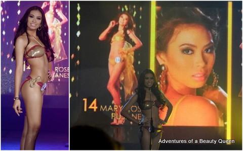 14. Mary Rose Pujanes - 20 years - Batangas