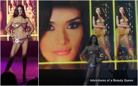 15. Pia Wurtzbach - 23 years - Cagayan de Oro