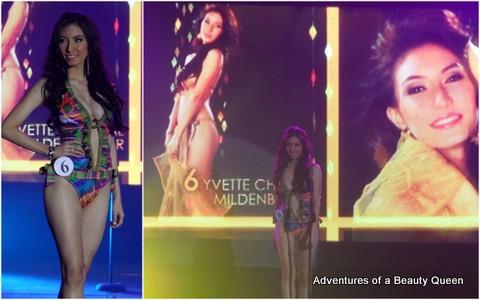 6. Yvette Chantal Mildenberger - 19 years - Legazpi City, Albay