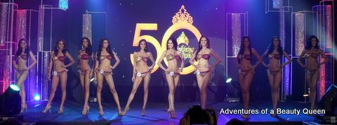 Contestants 11-20 Bb. Pilipinas 2013 Press Presentation