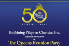Invitation to the Queens' Reunion!