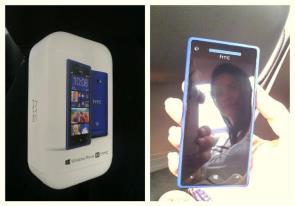 Love my blue HTC 8x Celphone!