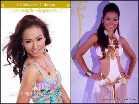 1) Soraya Borbe (Greater Manila Area) - 31 yo - Gym Owner