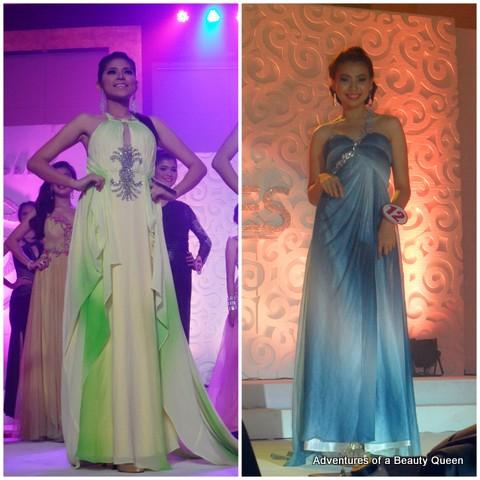 #11 Sheila Mae Torino (left) and #12 Jovilyn Gavan