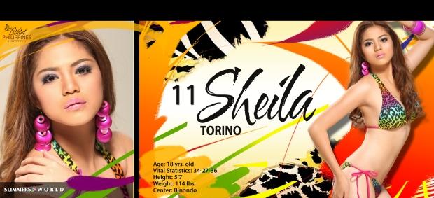 11 Shiela Torino