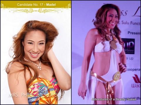 17) Maria Adelaida Paltu-ob (Greater Manila Area) 28 yo - Professional dance artist and 2-time world Hiphop Champ (The Philippine A