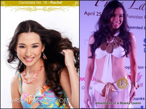 18) Rachel Ann Felix (Greater Manila Area) 26 yo - Commercial Model, Stay-at-home-mom and homeschooling parent.