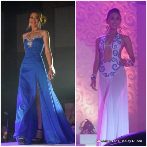 #23 Dindi Joy Pajares (left) and #24 Zahara Mae Soriano