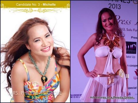 3) Michelle Garcia (Greater Manila Area) 31 yo - 2012 Mabuhay Awards Nominee, 5-Star Hotel Marketing Communications Director, Habi