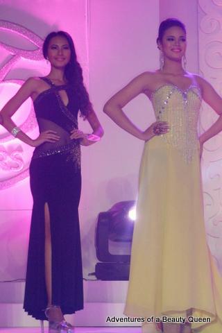 #31 Sayron Canlas (left) and #29 Marielle Cartagena