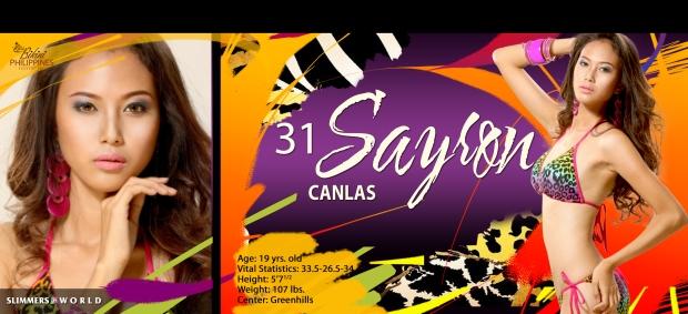 31 Sayron Canlas