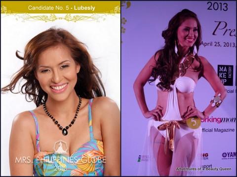 5) Lubesly Tellidua (Cebu) 33 yo - Fashionwear Businesswoman and licensed Special Education Teacher.
