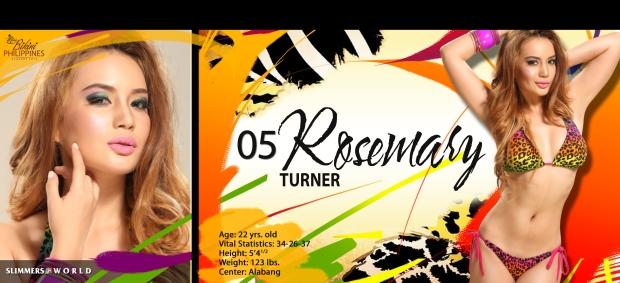 5 rosemary turner
