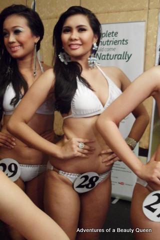 28) Diana Rose Celeste - 20 yo - 5'6 - Batangas City
