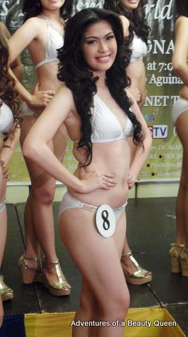 8) Clarize Angelica Barrameda - 21 yo - Caloocan City