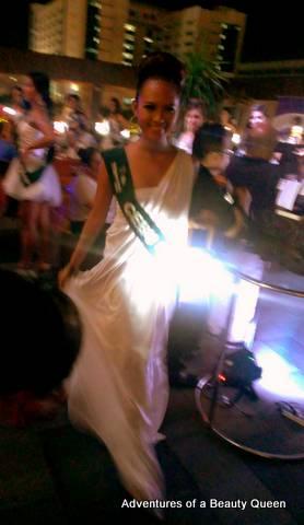 Cebu (Teffanie Lene Llamada) - Miss Philippines Earth 2013