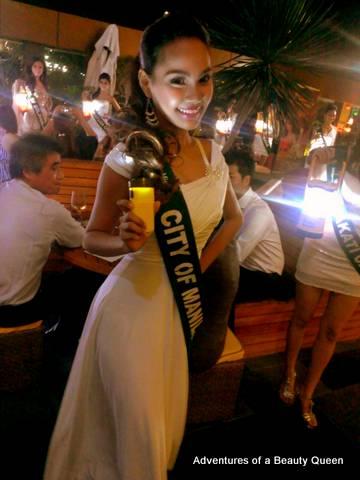 City of Manila (Alyanna Andrea Amistad) - Miss Philippines Earth 2013