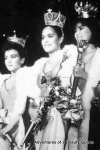 When I won Bb. Pilipinas Universe 1985...
