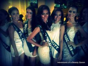 Miss Philippines Earth 2013 contestants