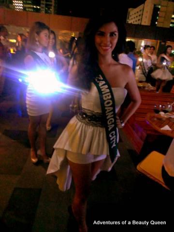 Zamboanga (Nancy Leonard) - Miss Philippines Earth 2013