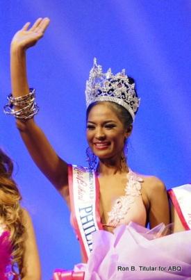 Janicel Lubina is Slimmers' World Miss Bikini Philippines 2013!