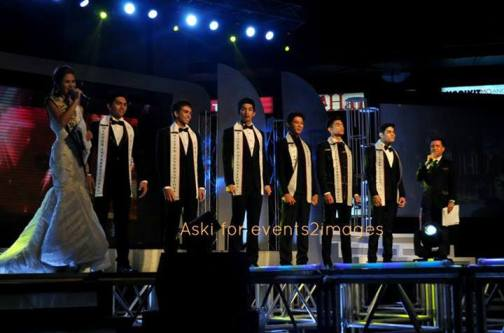 Top 6 Mister International Philippines 2013!!!