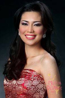 #11 Marichat Evaristo - Mutya ng Bacolor, Pampanga