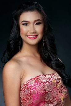 #17 Crizel Jayn Quidlat - Mutya ng Iligan City
