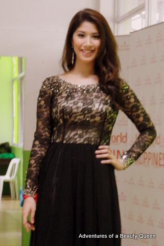 #22 Zahra Bianca Saldua - 5'7