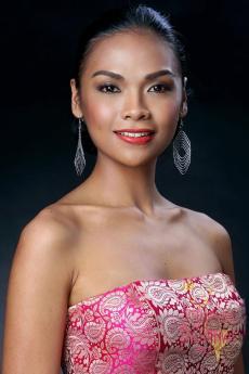 #23 Ednornance Agustin - Mutya ng Davao City