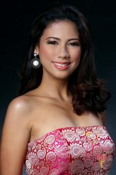 #25 Hazel Corral - Mutya ng Cabuyao, Laguna