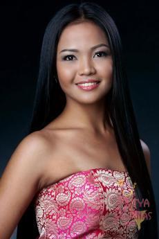 #29 Vina Openiano - Mutya ng Province of Laguna
