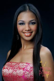 #8 Jenny Vhet Zabate - Mutya ng Lapu Lapu City