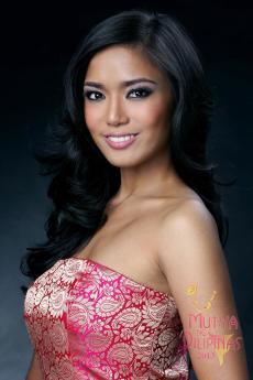 #9 Zandra Flores - Mutya ng Pangasinan