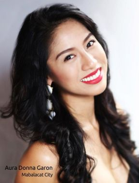 Aura Donna Garon is set to compete in the Miss South East Asian 2013 beauty pageant!