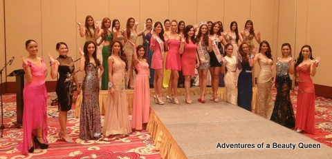 Group shot with Cory Quirino and previous MWP winners...