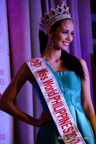 Is being a beauty queen like an RPG for Megan Young