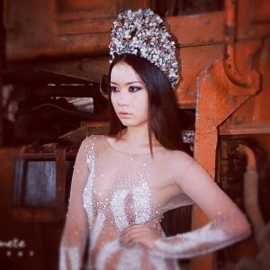 Pammy Velasco... looking like a queen!