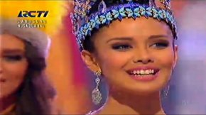 Megan Young of the Philippines is crowned Miss World 2013 in Bali, Indonesia - September 28, 2013