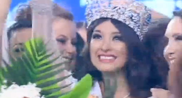 Mutya Datul is crowned Miss Supranational 2013!!!