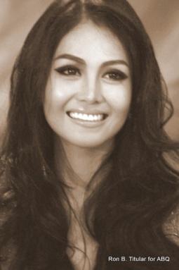 Beautiful Cindy Miranda, Top 8 in Miss Tourism Queen International 2013, we're proud of you!