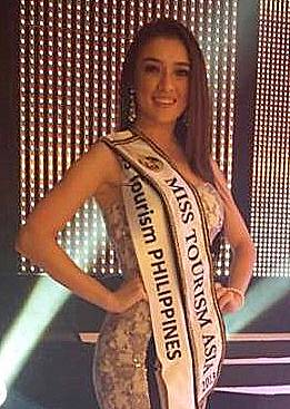 Congratulations Aiyana Mikiewicz for winning the special Tourism Asia award at Miss Tourism world 2013!