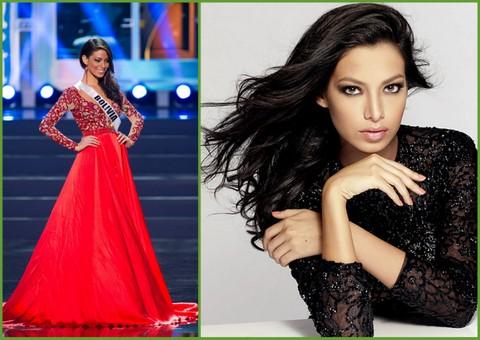Alexia Viruez of Bolivia