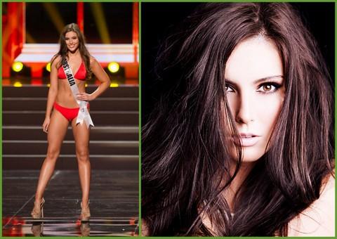 Olivia Wells of Australia