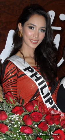 Bea Rose Santiago... Bb. Pilipinas International 2013...