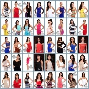 Bb. Pilipinas 2014 Top 40 Official Candidates