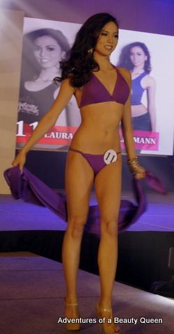 Bb. #11 Laura Victoria Lehmann - 20 yo - Makati